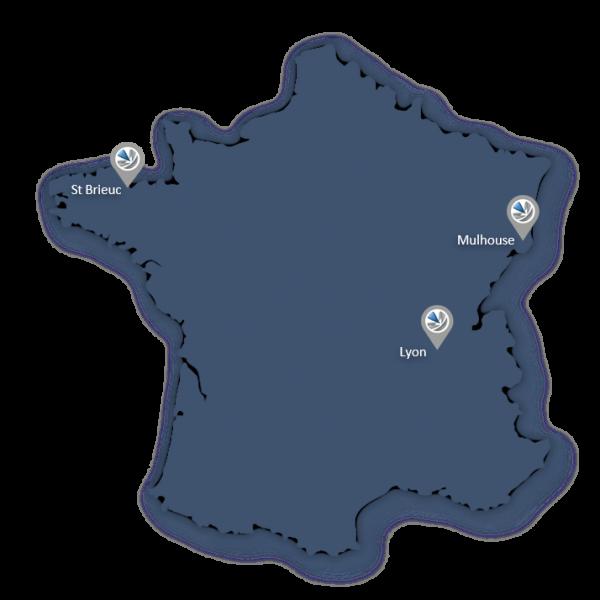 kemtec ingenierie sites implantations lyon mulhouse saint-brieuc
